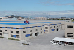 Huahe Forklift Factory Picture