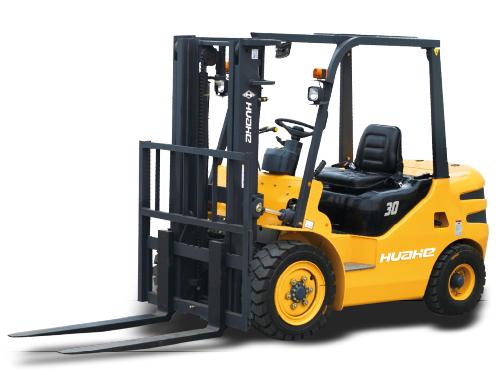 Isuzu 3 Ton Truck. 3Ton Diesel Forklift (Yanmar